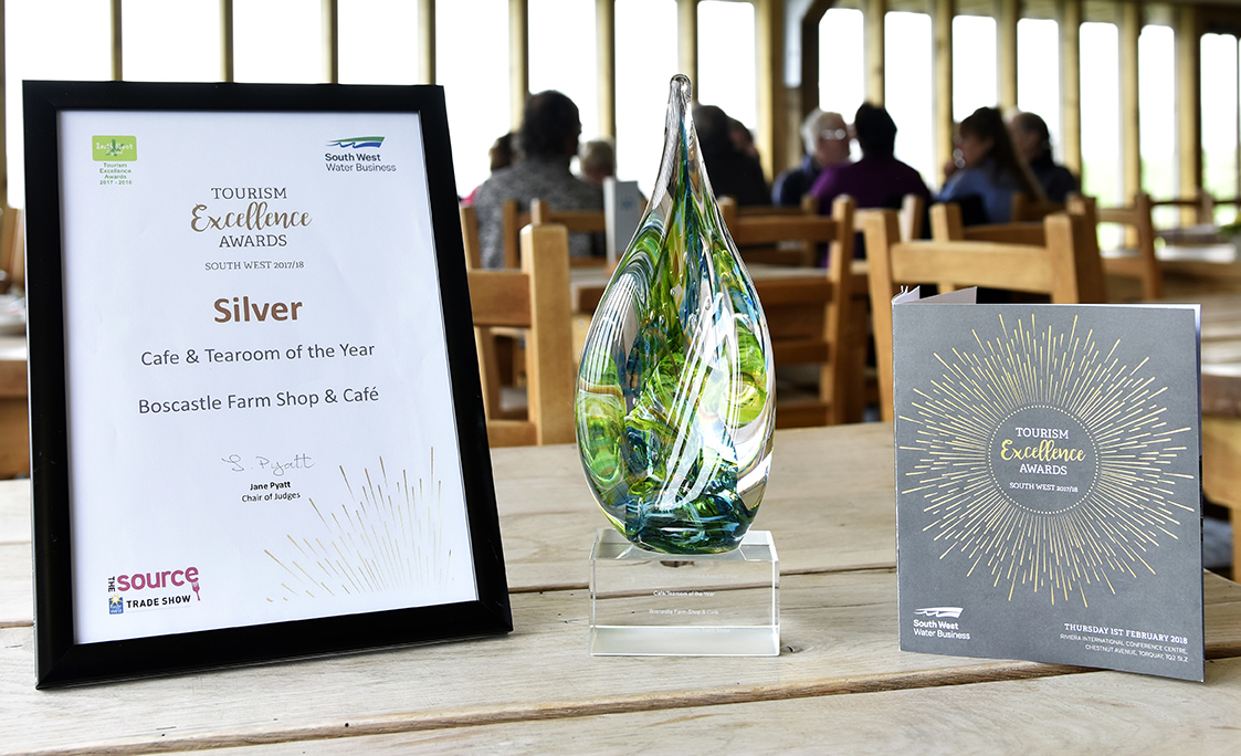 We are so proud of our latest award!