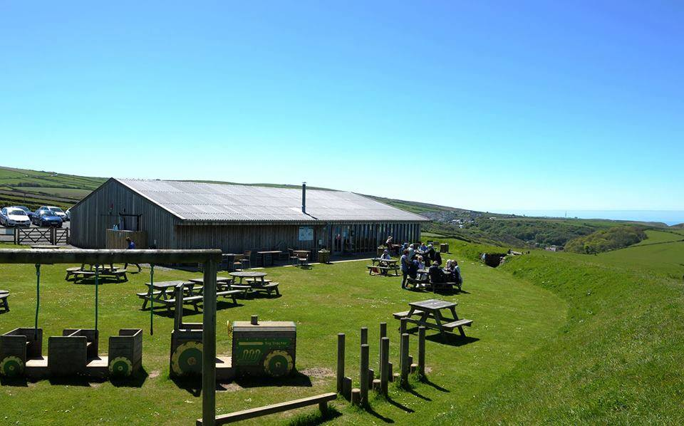 Boscastle Farm Shop