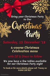 Bring your Party to our Party Night