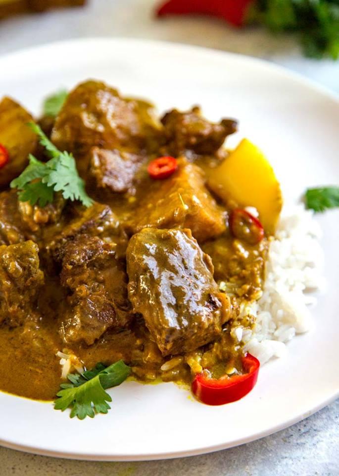 Curry & Pudding Mondays